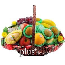 과일청과 과일바구니