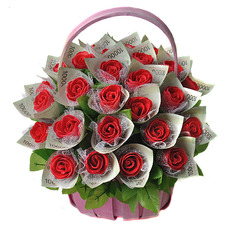 안개 비누돈꽃