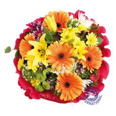 [스페인]라운드 꽃다발