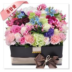 행복가득꽃박스
